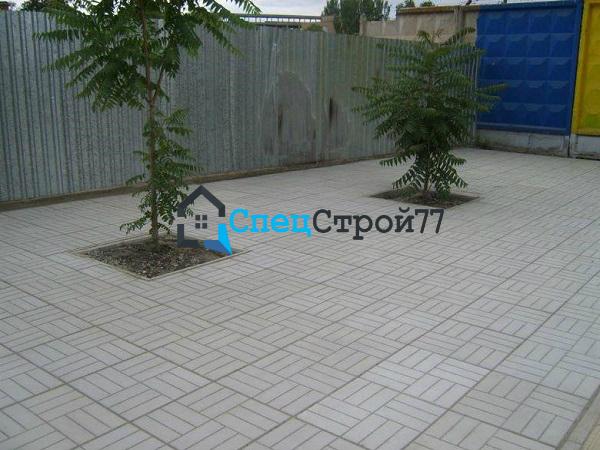 Тротуарная плитка 12 Кирпичей цена