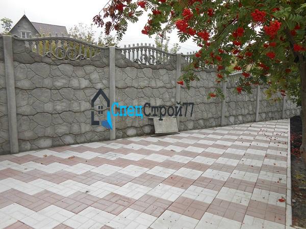 Тротуарная плитка 8 Кирпичей купить