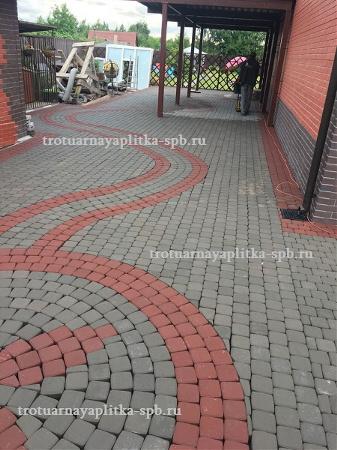 Купить тротуарную плитку в бокситогорске