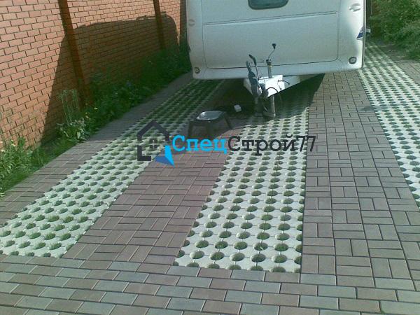 Тротуарная плитка эко купить