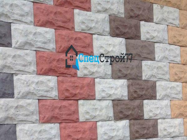 Фасадная плитка 270x130x20